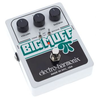 Electro Harmonix Xo Big Muff Pi with Tone Wicker