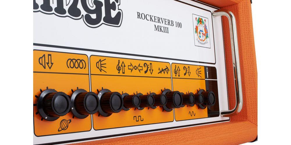 Orange Rockerverb 100H MKlll madrid