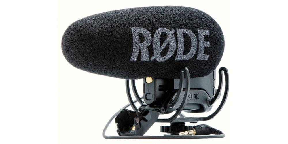 comprar microfono Rode VideoMic Pro plus