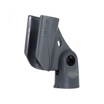 SHURE Pinza acabado liso para KSM9 y micrófonos diámetro 6.3mm