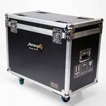 Audibax Monster Beam 7R + Flightcase Individual