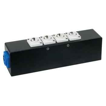 Showtec Powerport 5 Hub Powercon 50276