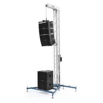 Showtec Compact Fly Tower Torre para PA 70890