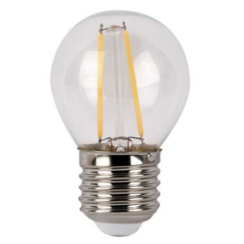 Showtec LED Bulb Clear WW E27