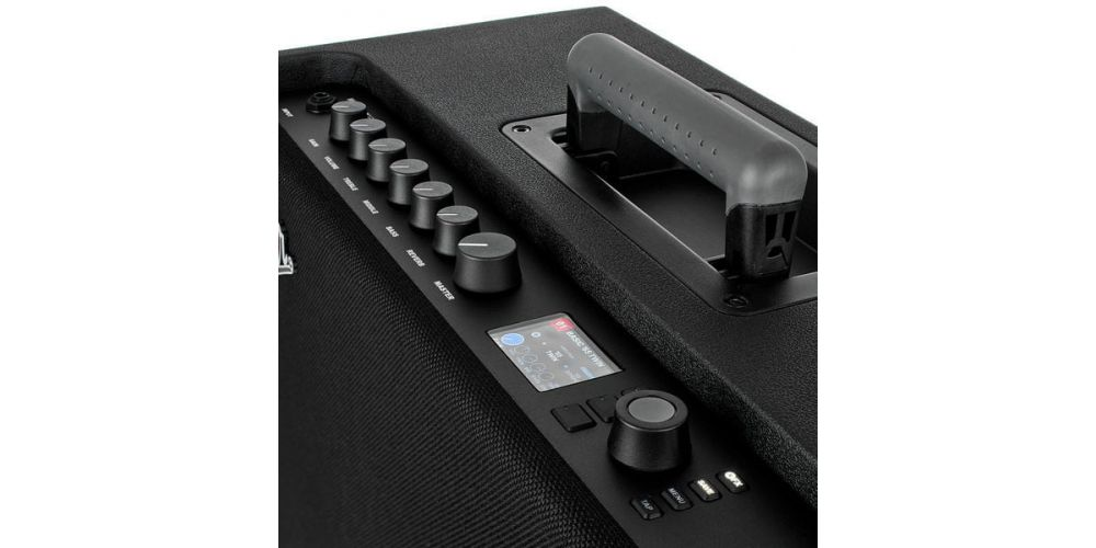 fender mustang gt 100 amplificador