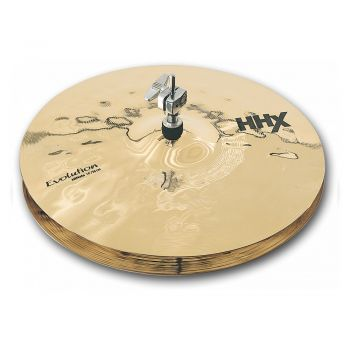 Sabian 11402XEB 14 HHX Evolution Hats