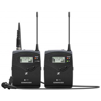Sennheiser EW 112P G4-RANGO B Micrófono de Condensador Omnidireccional