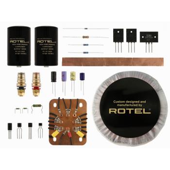 ROTEL RMB-1512  V2 Black Etapa Potencia Multi Canal RMB1512