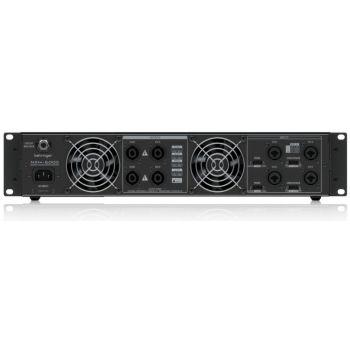 BEHRINGER NX4-6000 Etapa Potencia 6000 W. 4 canales