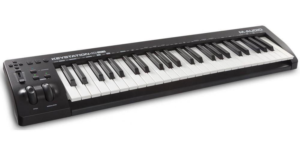 Keystation 49 mk3 teclado midi