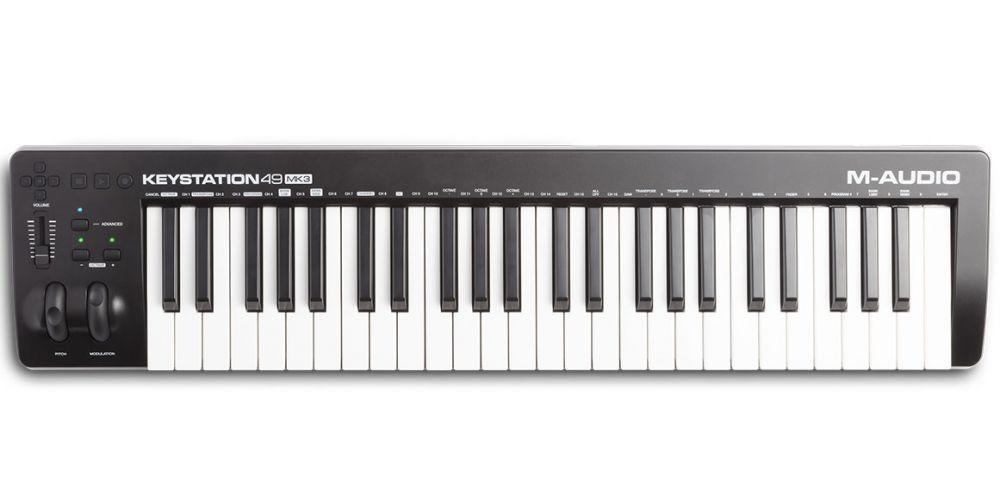 M audio keystation 49 mk3 teclado
