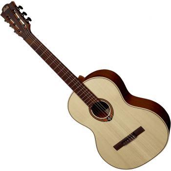 LAG OCL70 Guitarra Clásica para Zurdos Serie Occitania Classic