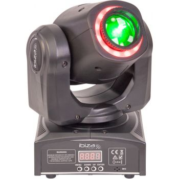 IBIZA LIGHT MH SPOT 30 FX Cabeza Movil Spot