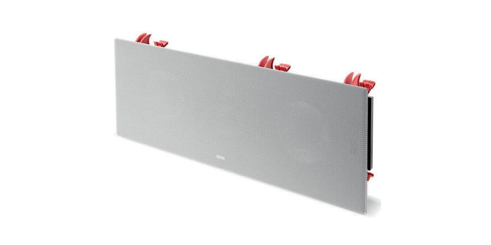 focal 300 iw lcr6 altavoz empotrar pared unidad frontal central rejilla