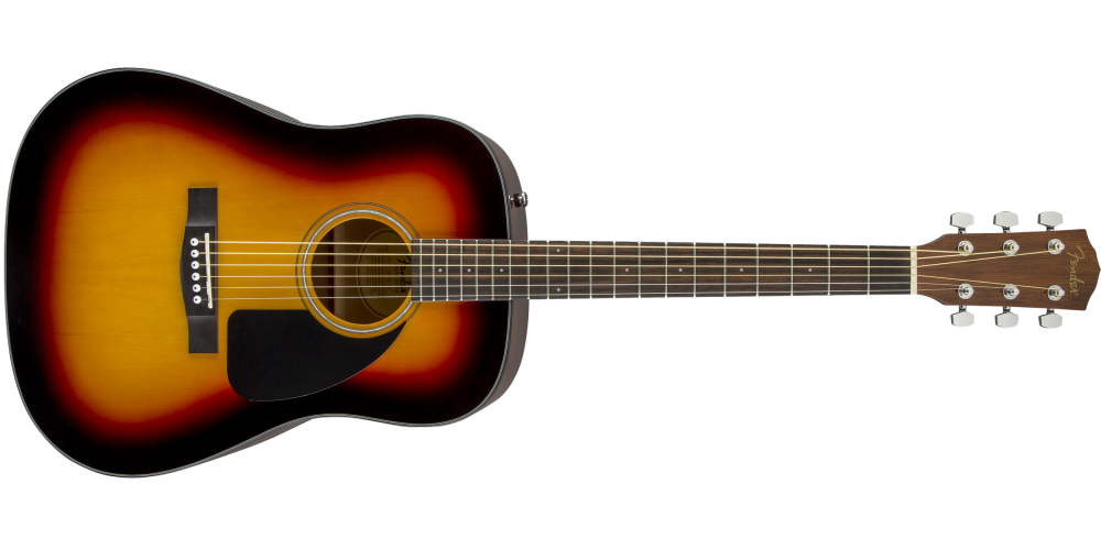 fender cd 60 sunburst v3