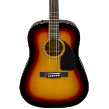 Fender CD-60 V3 Guitarra Acústica Sunburst