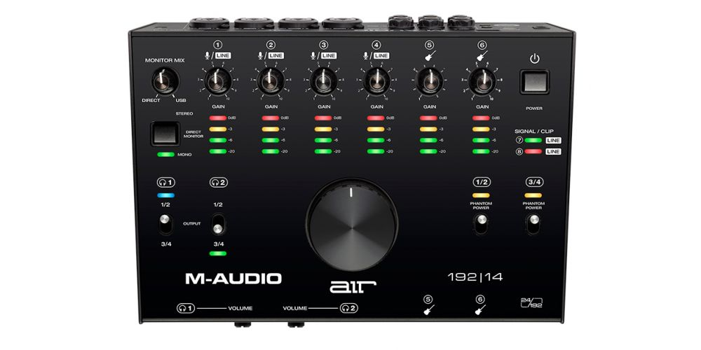 m audio AIR 192 14