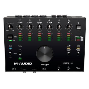 M AUDIO AIR 192-14 Interface Audio 8 in / 4 Out