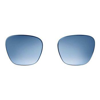 Bose Lenses Alto Style Blue S/M Cristales Espejo Degradado azul para Frames Alto