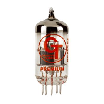 Groove Tubes GT-ECC83-S Válvula de Preamplificador