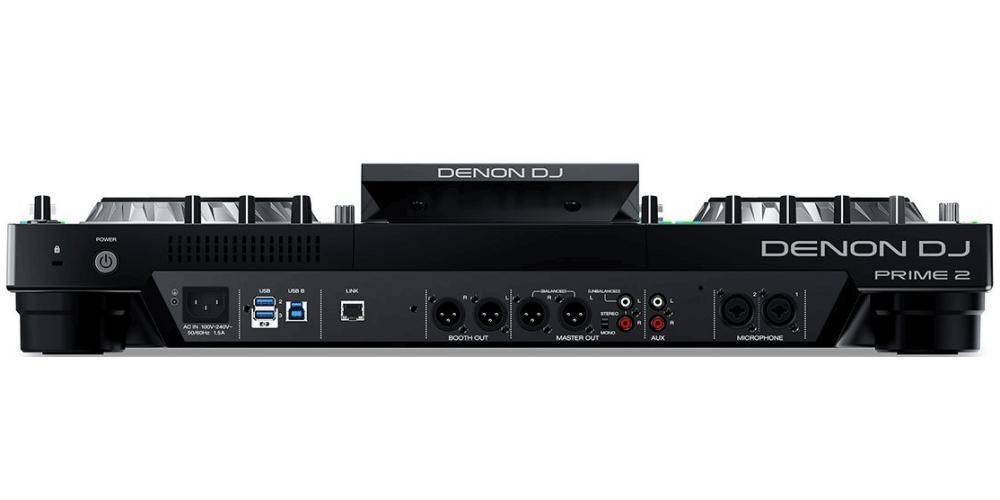 comprar Controladora DENON Dj Prime 2