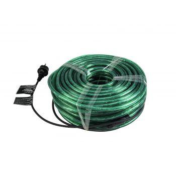 Eurolite Rubberlight RL1-230V Green 44m Tira Led