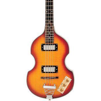 Epiphone Viola Bass Vintage Sunburst Bajo Electrico