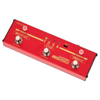 Valeton Dapper Looper MinI Pedal de Efectos