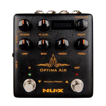 Nux NAI-5 Optima Air Pedal Guitarra Acústica /Eléctrica
