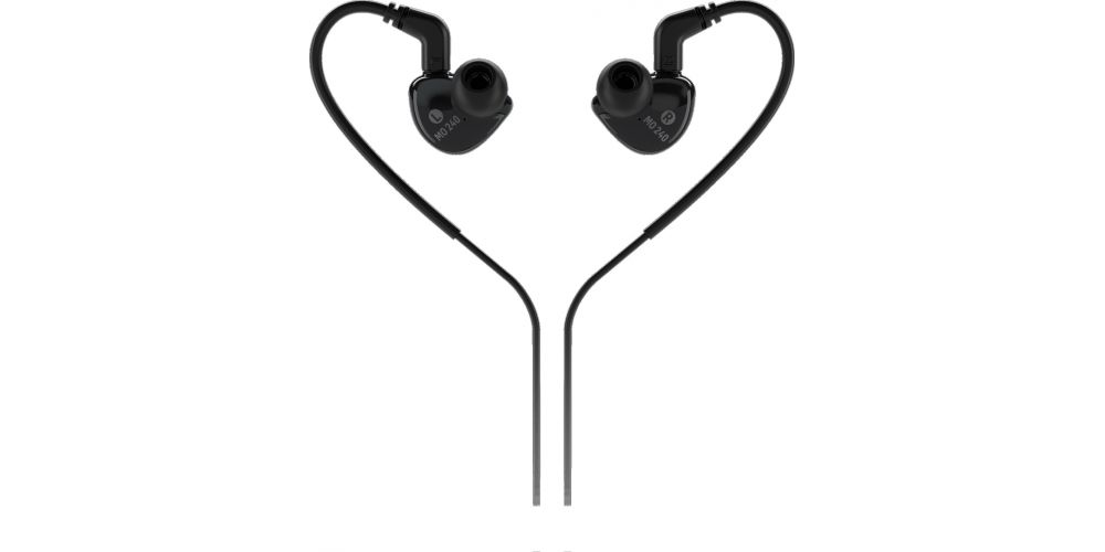 behringer mo240 auriculares in ear monitor