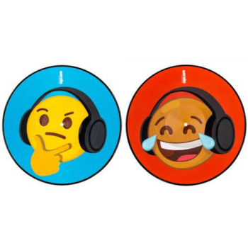 Serato SCV-PS-EMJ-4 Pressings Emoji Series 4 Thinking/Crying