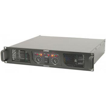 Citronic PLX3600 Etapa de Potencia 2 x 1800W RMS