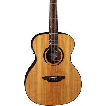 Luna Guitars Wabi Sabi Folk Solid Top A/E Guitarra Electroacústica