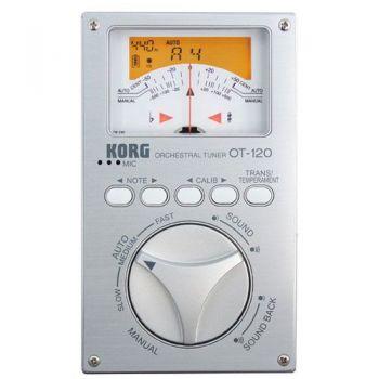 KORG OT-120 Orquestal Afinador Instrumentos Orquesta