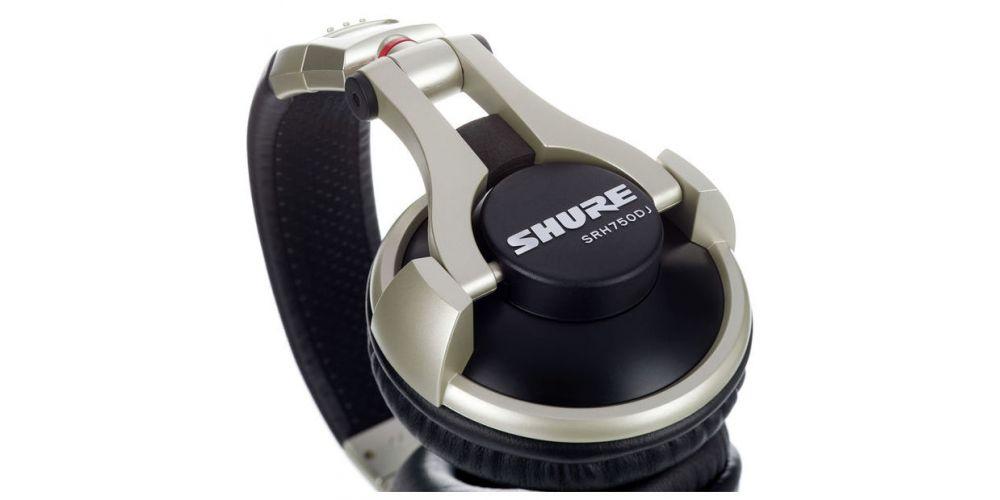 Shure SRH 750DJ detalle