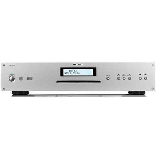 rotel rcd12 rotel compact disc silver