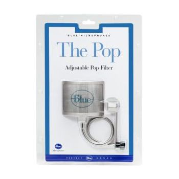 BLUE THE POP Filtro antipop universal