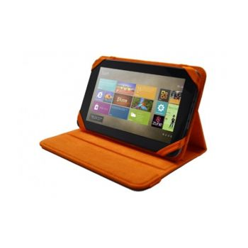 "SUNSTECH BAG 91BK Funda Tablet 9"" NARANJA"