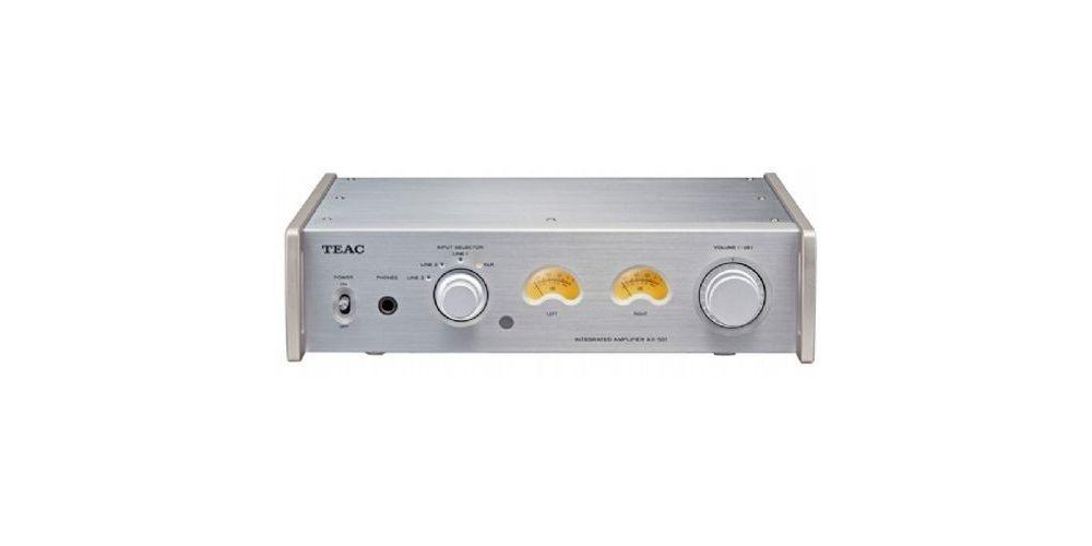 TEAC AX-501-S Amplificador Hifi Stereo