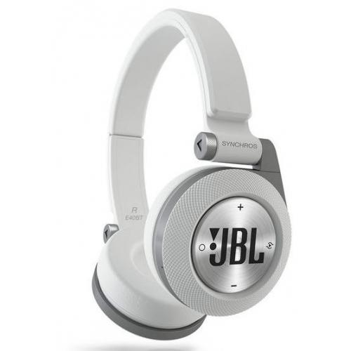JBL SYNCHROS E40BT Blanco  Auricular Bluetooth