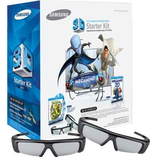 SAMSUNG SSG-P3100M-XC . 2 Gafas 3D + Pelicula