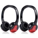 KIt 2 Unidades NPG HS-200SB Auriculares HiFi Bluetooth con Micrófono