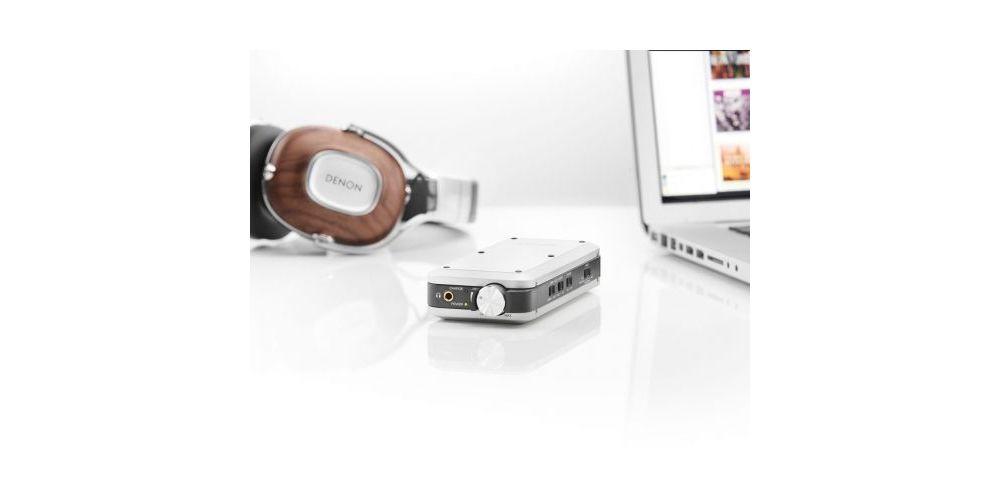 denon DA 10 amplificador auriculares portatil