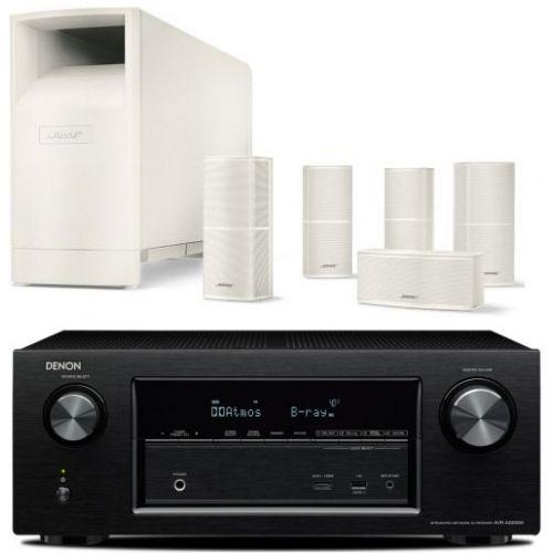DENON AVR-X2200-AM10 BK Receptor Home Cinema