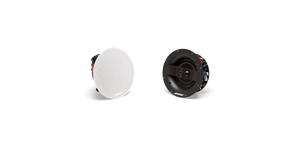 Bose 591 altavoz empotrar techo practicamente invisible blanco