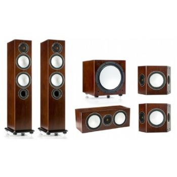 MONITOR AUDIO,SILVER 6-AV POWER -12 WALNUT