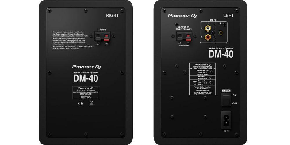 oferta minitores pioneer dm40
