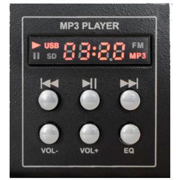 SkyTec STM-2300 Mezclador de 2 canales USB/MP3 172740