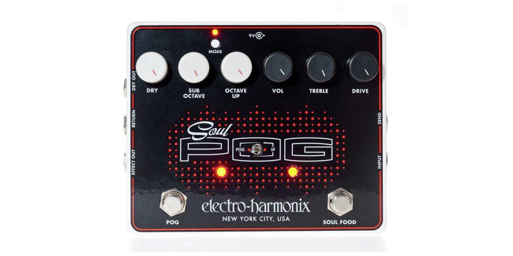 electro harmonix soul pog micro pog soul food 2