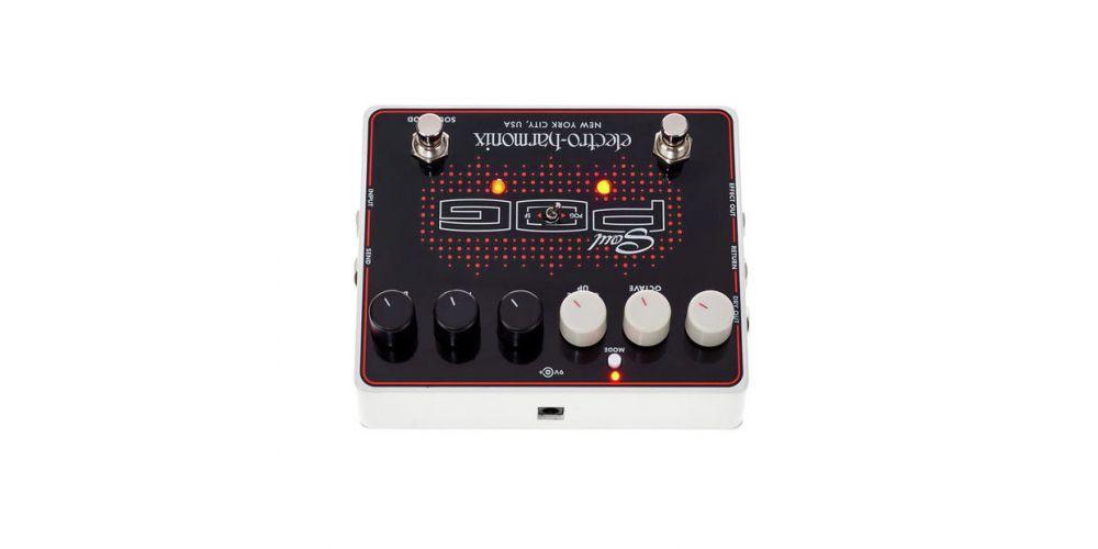 Electro Harmonix Soul Pog micro pog + soul food